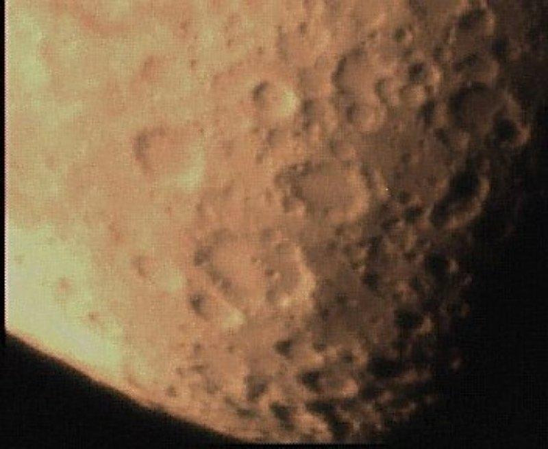 Mond 10 - Clavius und Tycho