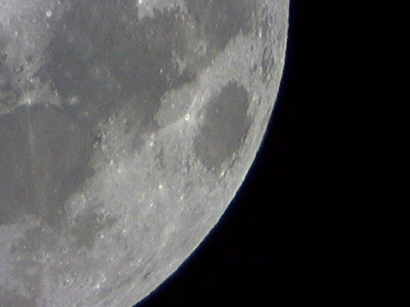 Mond T3 09 - Das Mare Crisium.