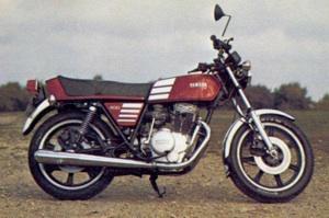 Yamaha XS400 77